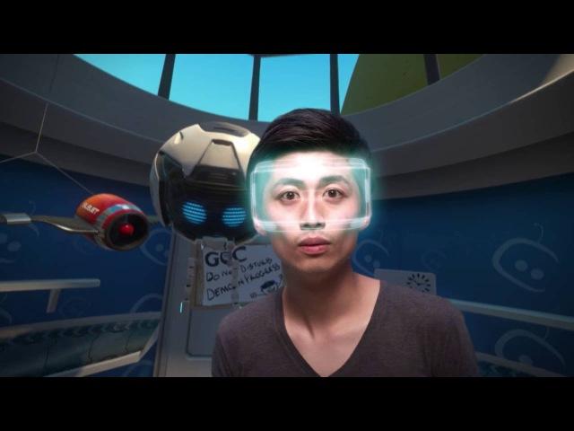 PlayStation VR 帶你進入不可思議遊戲世界