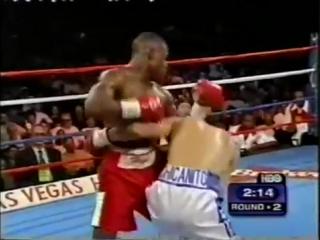 Floyd Mayweather Jr. vs Genaro Hernandez (Highlights)