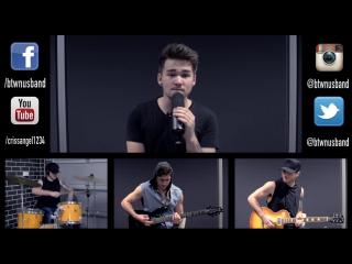 Into you - ariana grande (cover pop punk)