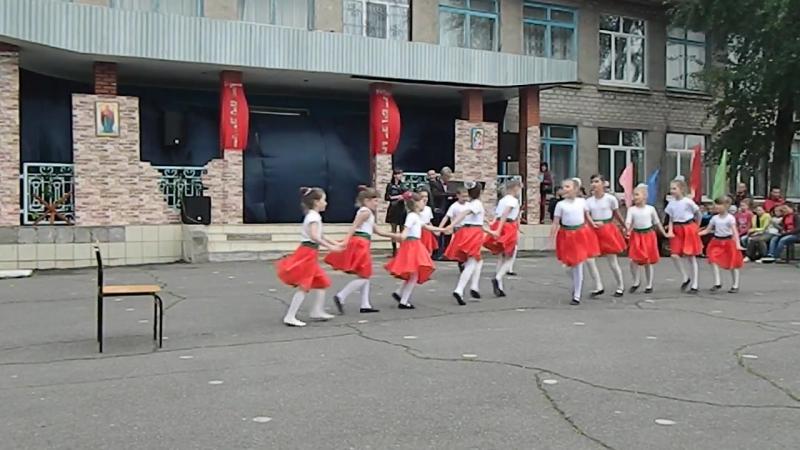 Краплинки, 9.05.17. Танец Прогулка