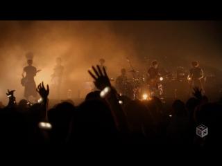 Над миром - UVERworld Formed 15-years and Debut 10th Anniversary LIVE (M-ON! ) 2 часть