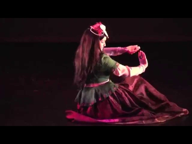 Roshana Nofret Persian Classical Court Dance