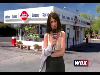 Кристен Уиг в колготках / Kristen Wiig in pantyhose