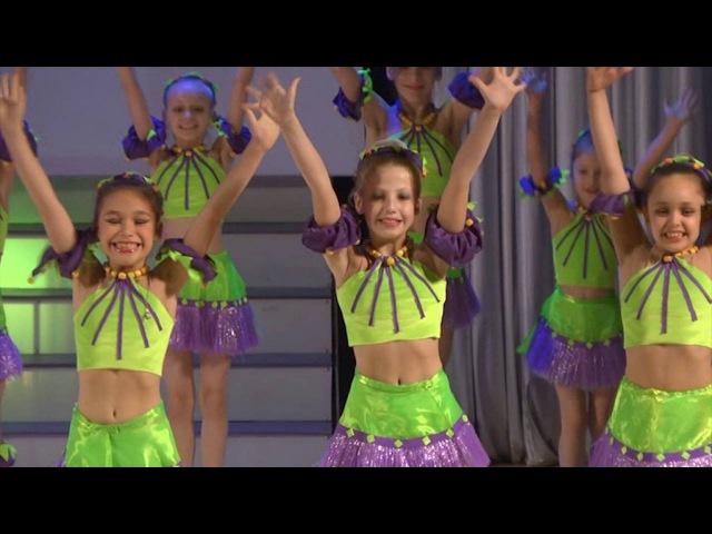 Отчетный концерт. ч.1 Студия танца Риолис май 2016