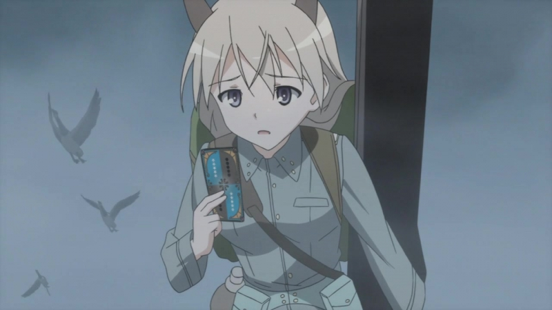 Strike Witches Movie (Cuba77 Trina_D Nika Lenina Shina Tinko) Штурмовые ведьмы - Фильм