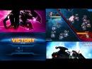 Galaxy legendРусская версия - Хаотичный Космос с пятью кораблями.