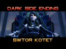 SWTOR: Knights of the Eternal Throne - Dark Side Ending (Rule the Galaxy as Emperor/Empress)