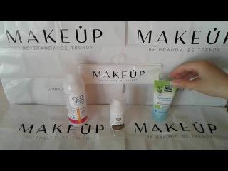 Natura Siberica, Чистая линия, Organic Therapy пустые баночки MakeUp