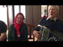 Казачья удаль (г.Новоаннинский) - Кругом горят ломпадочки. Встреча гостей на Красную Горку