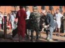 Hindúes de Nepal sacrifican animales para alabar a la diosa Durga