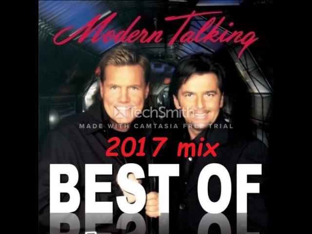 Modern Talking 2017 mix