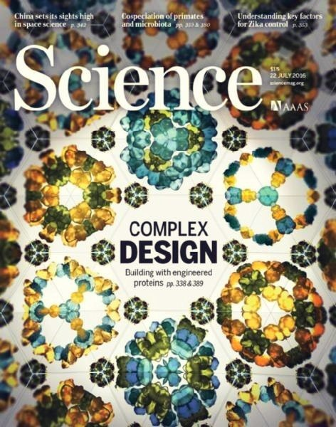 Science - 22 July 2016