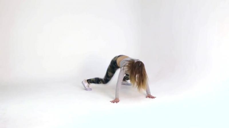 Jeremih - Dont tell Em - Twerk dance by Dasza Wasiak
