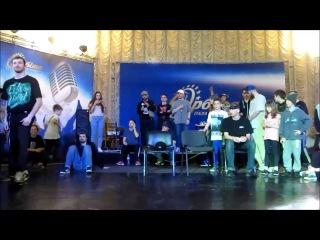 "Bboy PacMan - Судейский выход на ""Why Not Jam"" (г.Запорожье)"