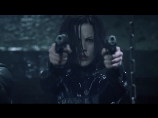 Kate Beckinsale - The sexy Selene mix 2012 - Her first 3 Und