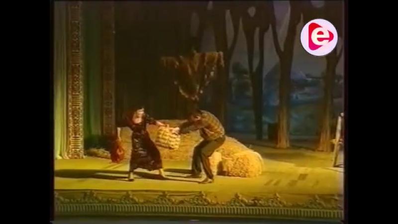 Injiqtin' muxabbati' Ken'esbay Raxmanov komedya spektakli