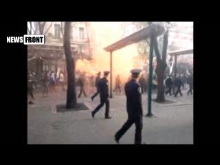Нацистский марш в Одессе:  устрашение одесситов под прикрытием милиции