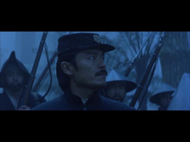The Last Samurai Battle in the Fog Part 1 3 Samurai Coming HD