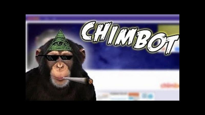 ChimBot - Свехнувшаеся шимпанзе!