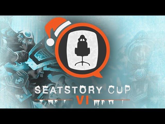 Reynad vs Ostkaka SeatStory Cup VI 2016 Group E Winners Match