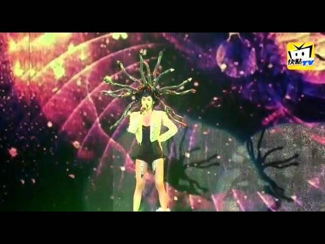 蔡依林 2015 PLAY 世界巡迴演唱會台北站 ─ 美杜莎