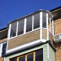 Балконы в Туле