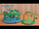 Игровой центр Evenflo ExerSaucer