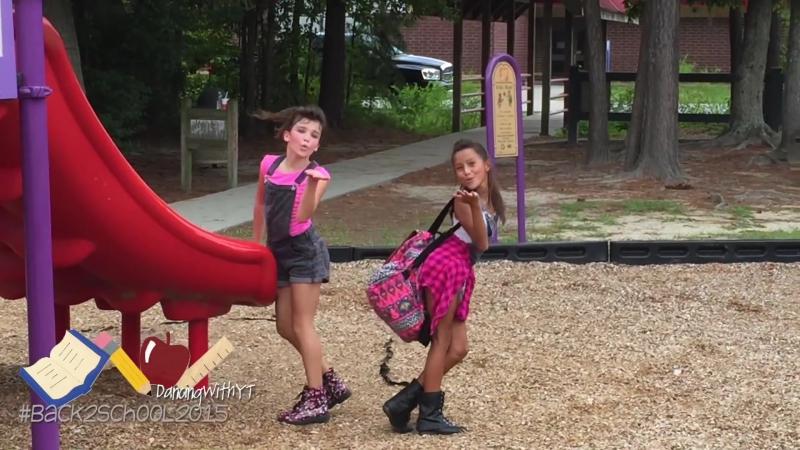 """Dabria Aguilar Lexie Spooner ¦ """"Emergency"""" Choreography ¦ Back2School2015"""