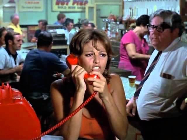 Австралийская девушка. 1971. Комедия, Италия. Клаудиа Кардинале, Альберто Сорди.