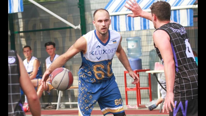 32 очка Сергея Хилюка Luxoft в 5 м туре Summer Cup 2017