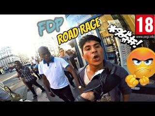 ROAD RAGE - IL VEUT ME TUER AVEC UN COUTEAU !