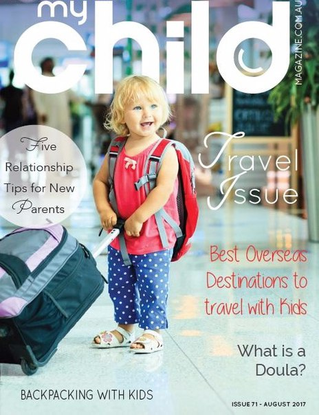 My Child Magazine September 2017
