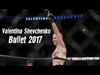 "Valentina Shevchenko - ""The Bullet"" UFC Highlights/Knockout 2017 HD"