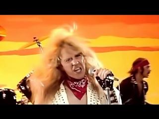 Saxon - Just Let Me Rock - 16 -9 - ( Alta Calidad ) HD