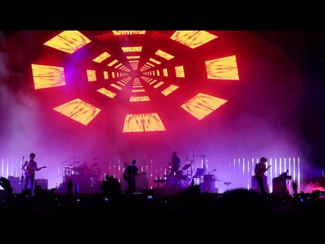 Radiohead Paranoid Android live @ Ippodromo del Visarno Firenze 14 06 2017