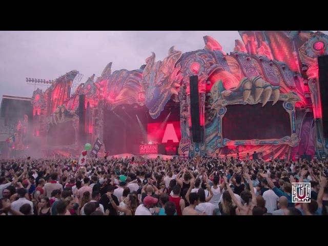 Armin van Buuren live at Untold Festival 2017