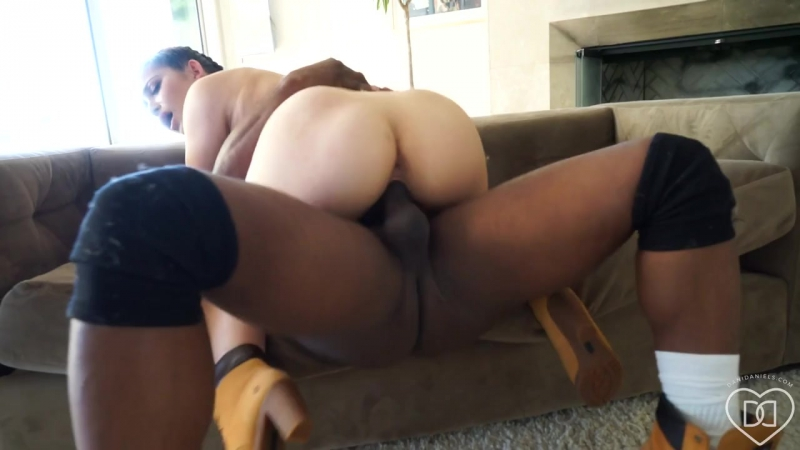 Dani Daniels Full HD 1080, Big Tits, Big Ass, Interracial, Creampie vt
