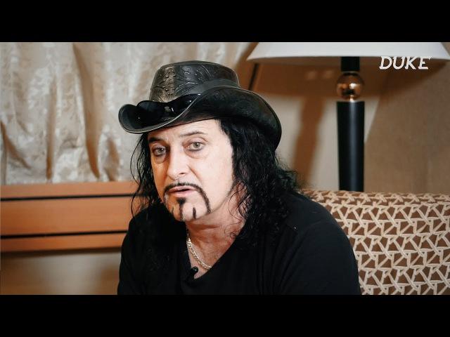 Stet Howland Metal Church ex W A S P Interview Las Vegas 2017 Duke TV DE ES FR IT RU Subs
