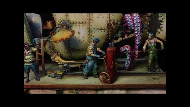 Finding Nautilus автор Дмитрий Фесечко