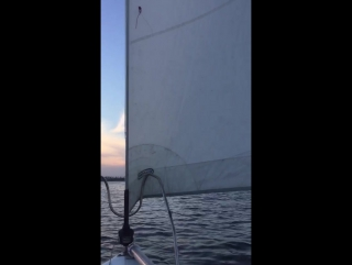 прогулка на яхте Кристофор