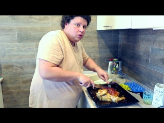 Когда ты на кухне главный (#ЕвгенийКулик)