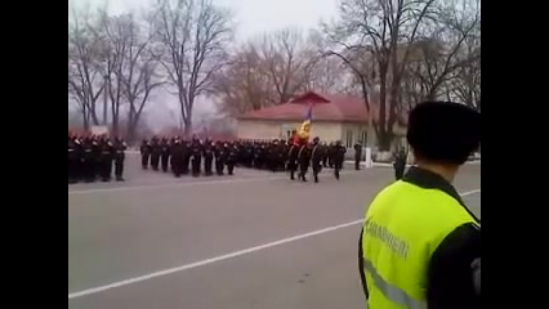 Unitatea militara 1001 Trupele de Carabinieri Moldova