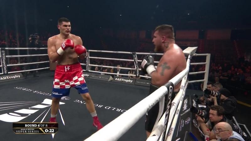 Filip Hrgovic vs Sean Turner