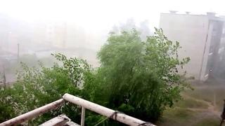 Небольшой дождик в Дорогобуже