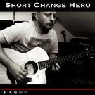 Обложка Short Change Hero - Christophe Deremy