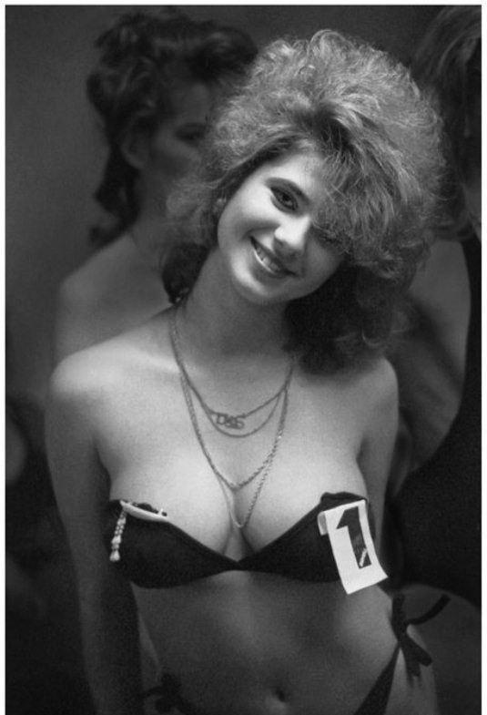 Первый советский конкурс красоты, 1988 г., изображение №5