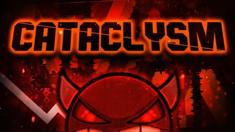 Cataclysm 100% Demon l by Gboy l Geometry Dash PS 1 9