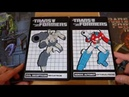 ENG Moleskine Transformers Limeted edition
