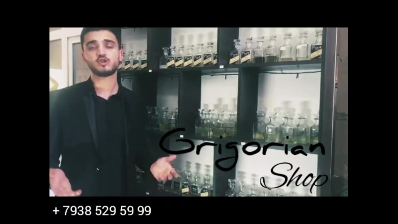 Artem Arutyunov Grigorian shop