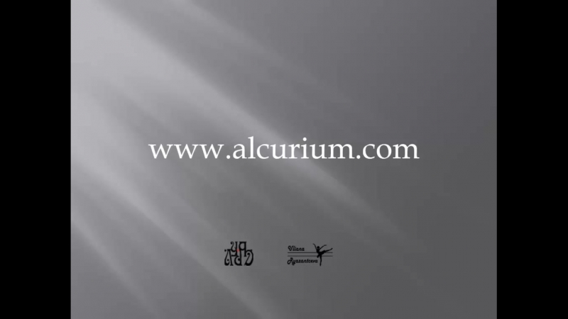Заставка Curium Presentation